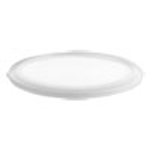 Anchor Packaging MicroLite Deli Tub Lid  Clear  Over-Cap Fit  Fits 8-32 oz Containers  500 Carton (ANZIL409C)