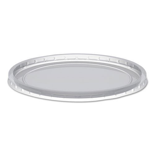 Anchor Packaging MicroLite Deli Tub Lid  Clear  Inside-Cap Fit  Fits 8-32 oz Containers  500 Carton (ANZL409C)