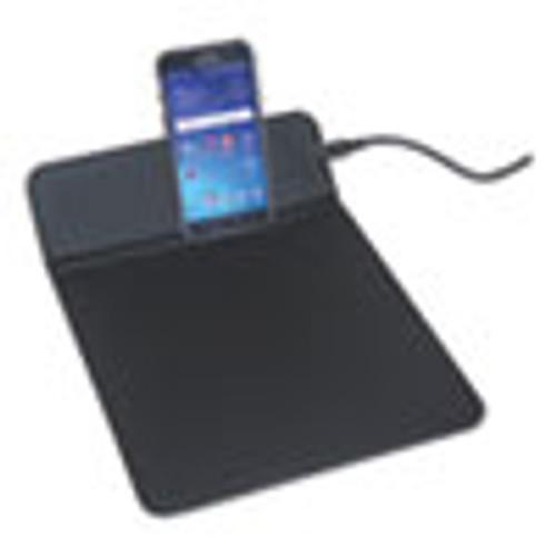 Artistic Wireless Charging Pads  Qi Wireless Charging  5W  11   Black (AOPART59026M)