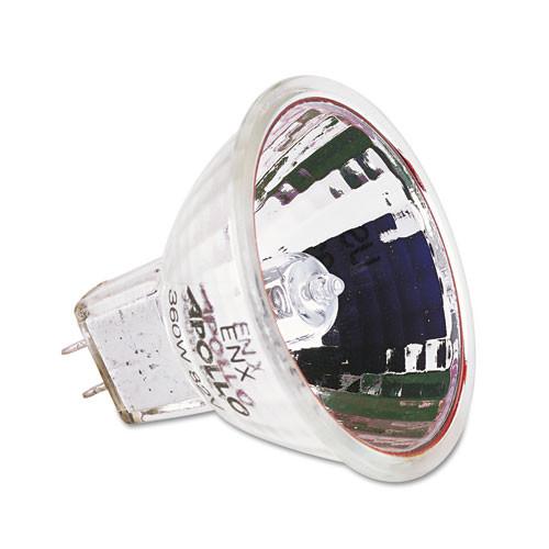 Apollo 360 Watt Overhead Projector Lamp  82 Volt  99  Quartz Glass (APOAENX)