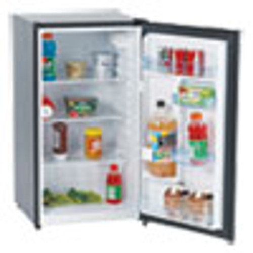 Avanti 3 2 Cu  Ft Superconductor Refrigerator  Black (AVAAR321BB)