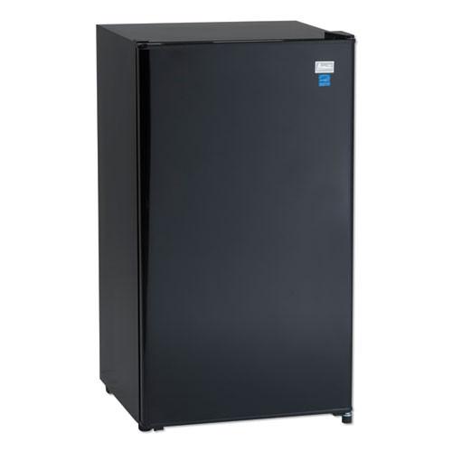 Avanti 3 2 Cu  Ft Superconductor Refrigerator  Black (AVAAR321BB)