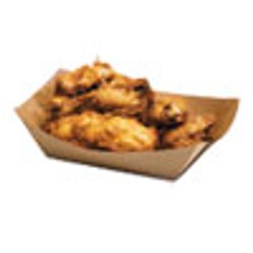 Bagcraft EcoCraft Food Trays  Natural  500 Carton (BGC300699)