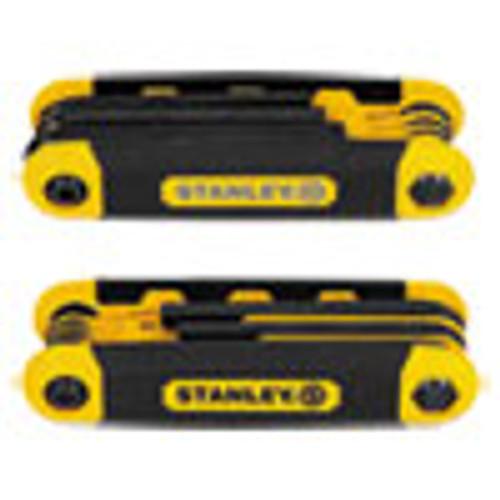 Stanley Folding Metric and SAE Hex Keys  2 Pk (BOSSTHT71839)