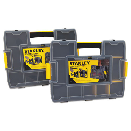 Stanley Sortmaster Junior Organizer  Yellow (BOSSTST14022)