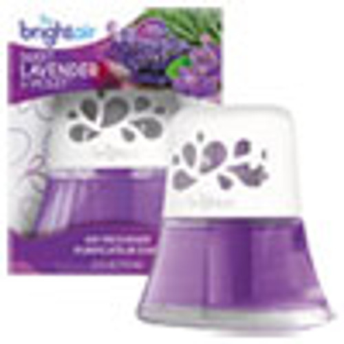 BRIGHT Air Scented Oil Air Freshener  Sweet Lavender and Violet  2 5 oz (BRI900288EA)