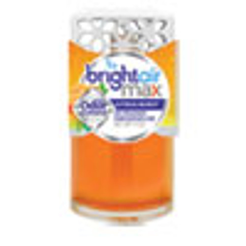 BRIGHT Air Max Scented Oil Air Freshener  Citrus Burst  4 oz  6 Carton (BRI900440)
