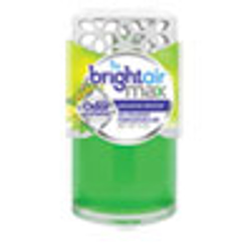 BRIGHT Air Max Scented Oil Air Freshener  Meadow Breeze  4 oz  6 Carton (BRI900441)