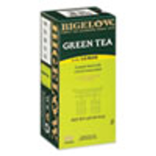 Bigelow Green Tea with Lemon  Lemon  0 34 lbs  28 Box (BTC10346)