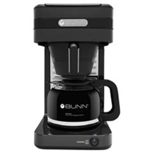 BUNN 10-Cup Speed Brew Elite CSB2G Coffee Maker  Gray (BUNCSB2G)