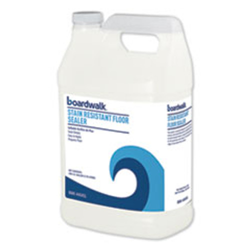 Boardwalk Stain Resistant Floor Sealer  1 gal Bottle (BWK4404SLEA)
