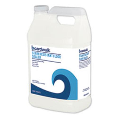 Boardwalk Stain Resistant Floor Sealer  1 gal Bottle (BWK4404SLEA)