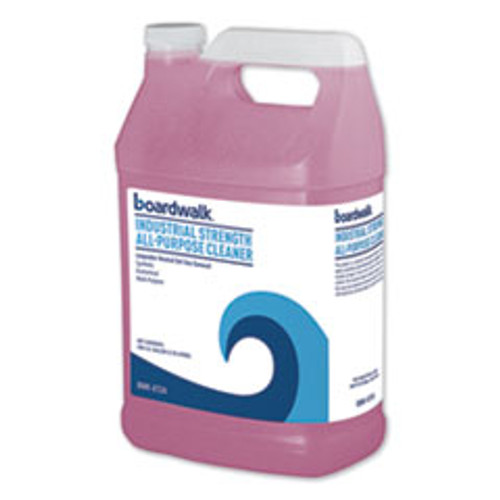 Boardwalk Industrial Strength All-Purpose Cleaner  Unscented  1 Gal Bottle (BWK4724EA)
