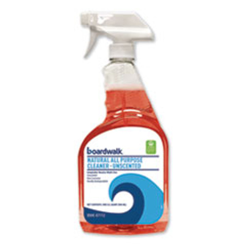 Boardwalk All-Natural Bathroom Cleaner  32 oz Spray Bottle (BWK47712EA)