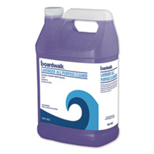 Boardwalk All Purpose Cleaner  Lavender Scent  1 gal Bottle  4 Carton (BWK4802)