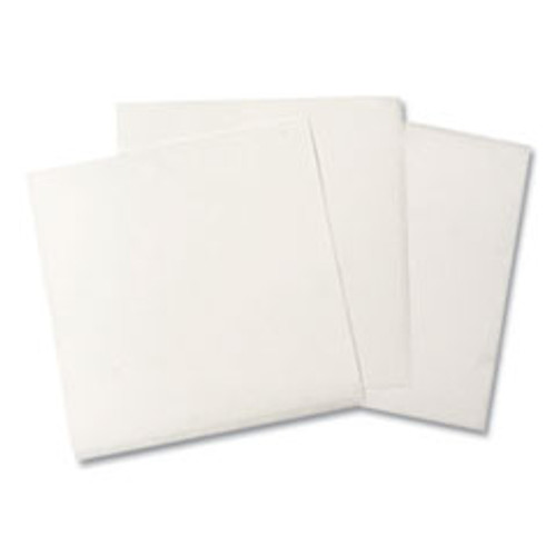 Boardwalk Beverage Napkins  1-Ply  9 5  x 9   White  4000 Carton (BWK8317W)