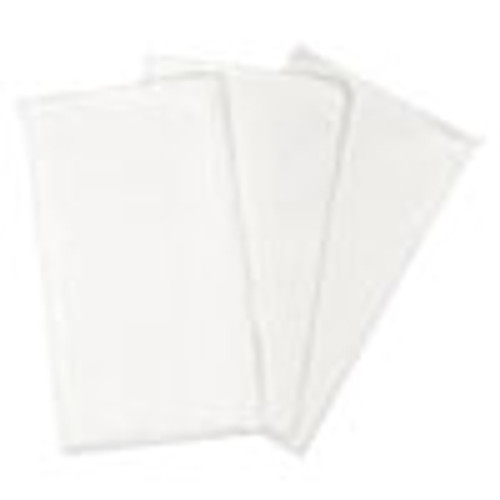 Boardwalk 1 8-Fold Dinner Napkins  2-Ply  15 x 17  White  300 Pack  10 Packs Carton (BWK8321W)
