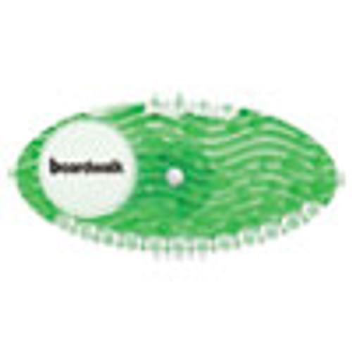 Boardwalk Curve Air Freshener  Cucumber Melon  Green  10 Box  6 Boxes Carton (BWKCURVECMECT)