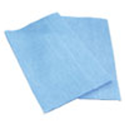 Boardwalk EPS Towels  Unscented  13 x 21  Blue  150 Carton (BWKF420QCB)