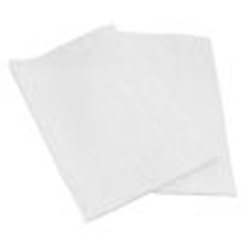 Boardwalk EPS Towels  Unscented  13 x 21  White  150 Carton (BWKF420QCW)