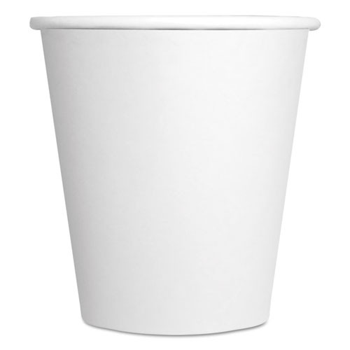 Boardwalk Convenience Pack Paper Hot Cups  10 oz  White  9 Cups Sleeve  29 Sleeves Carton (BWKWHT10HCUPOP)