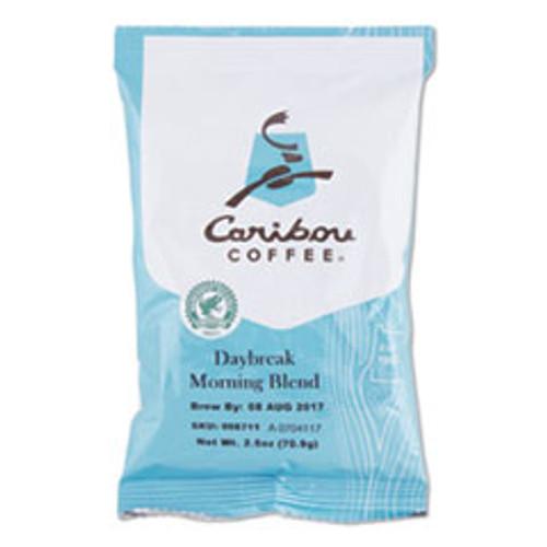 Caribou Coffee Daybreak Ground Coffee  2 5 oz  18 Carton (CCF008711)