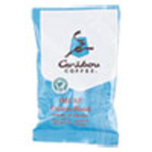 Caribou Coffee Decaf Caribou Blend Coffee Fractional Packs  2 5 oz  18 Carton (CCF008715)