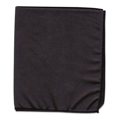 Creativity Street Dry Erase Cloth  Black  12 x 14 (CKC2032)