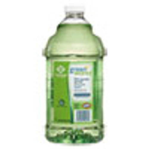 Green Works All-Purpose and Multi-Surface Cleaner  Original  64oz Refill (CLO00457)
