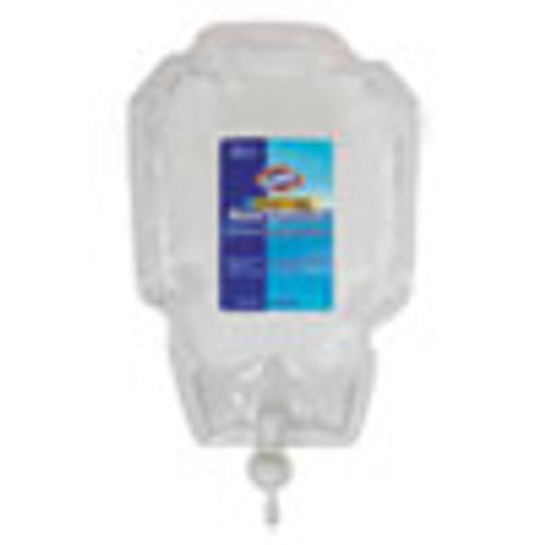 Clorox Hand Sanitizer Push Button Dispenser Refill  1 L Bag (CLO01753)