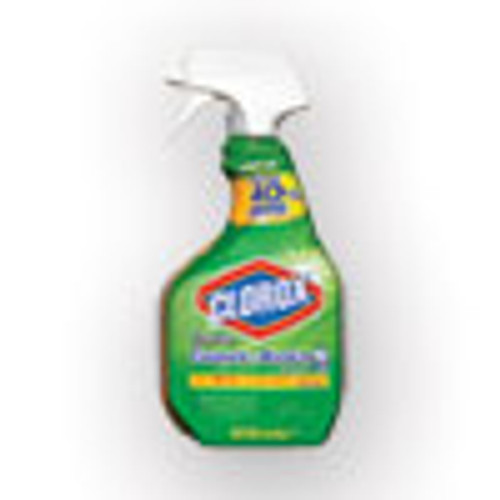 Clorox Clean-Up Cleaner   Bleach  32 oz Bottle  9 Carton (CLO31221)