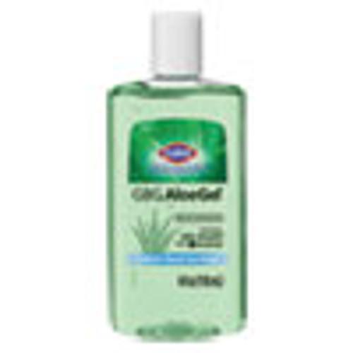 Clorox Healthcare GBG AloeGel Instant Hand Sanitizer  4 oz Bottle  24 Carton (CLO32374)