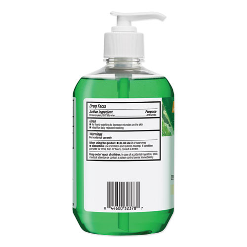 Clorox Healthcare AloeGuardA   Antimicrobial Soap  Aloe Scent  18 oz Pump Bottle  12 Carton (CLO32378)