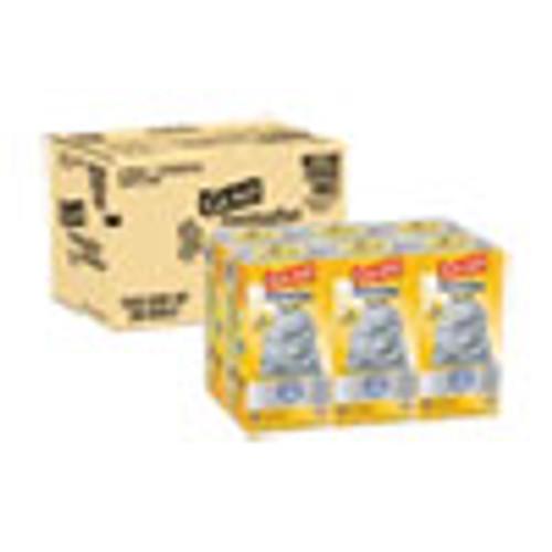 Glad Tall Kitchen Drawstring Trash Bags  13 gal  0 72 mil  23 75  x 24 88   White  240 Carton (CLO79008)