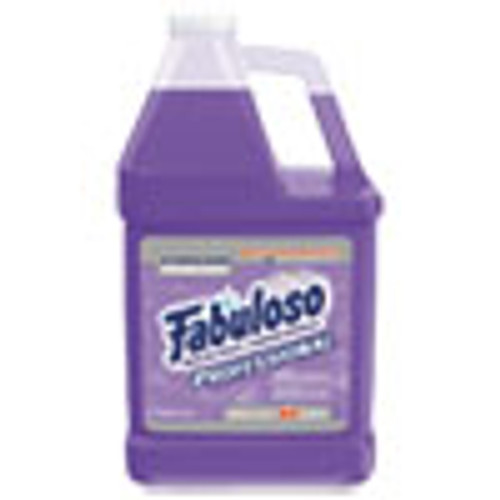 Fabuloso All-Purpose Cleaner  Lavender Scent  1gal Bottle  4 Carton (CPC05253)