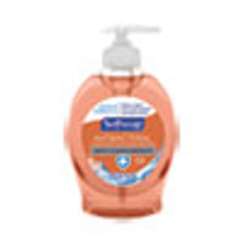 Softsoap Antibacterial Hand Soap  Crisp Clean  Orange  5 5 oz Pump Bottle  12 Carton (CPC26913)