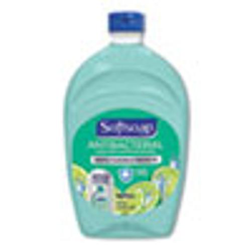 Softsoap Antibacterial Liquid Hand Soap Refills  Fresh  Green  50 oz (CPC45991EA)
