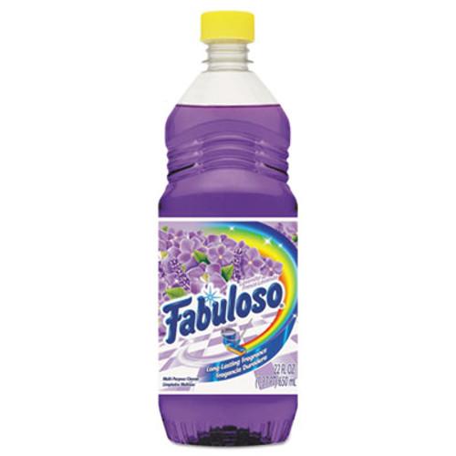 Fabuloso All-Purpose Cleaner  Lavender Scent  22 oz Bottle  12 Carton (CPC53063CT)
