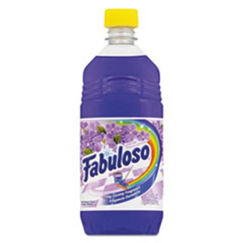 Fabuloso Multi-Use Cleaner  Lavender Scent  16 9 oz Bottle  24 Carton (CPC53105)