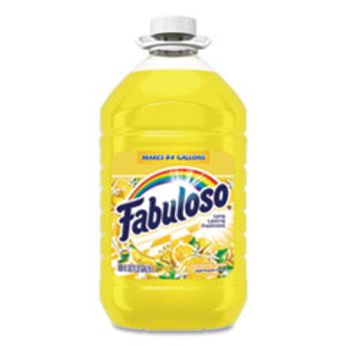 Fabuloso Multi-use Cleaner  Lemon Scent  169 oz Bottle  3 Carton (CPC96987)