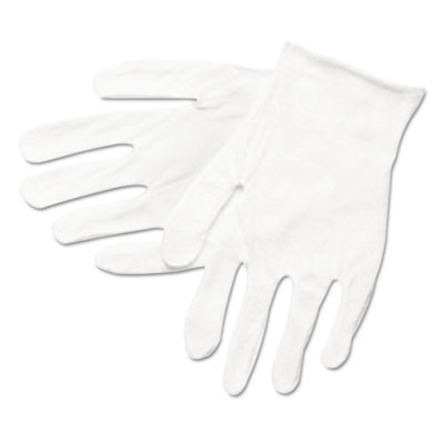 MCR Safety Cotton Inspector Gloves  Men's  Reversible (CRW8600C)