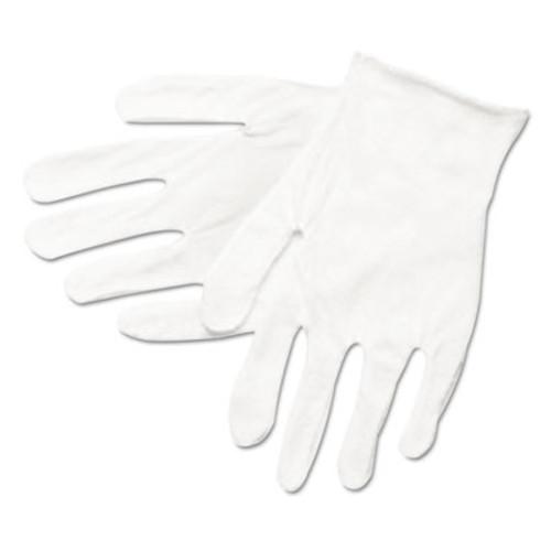 MCR Safety Cotton Inspector Gloves  Men's  Reversible (CRW8600C)