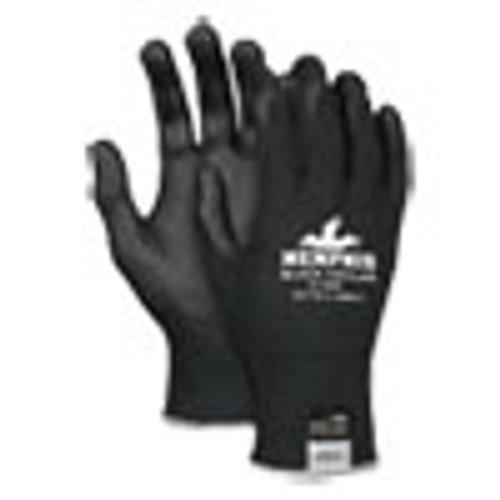 MCR Safety Kevlar Gloves 9178NF  Kevlar Nitrile Foam  Black  X-Large (CRW9178NFXL)