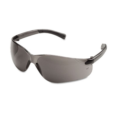 MCR Safety BearKat Safety Glasses  Wraparound  Gray Lens (CRWBK112)
