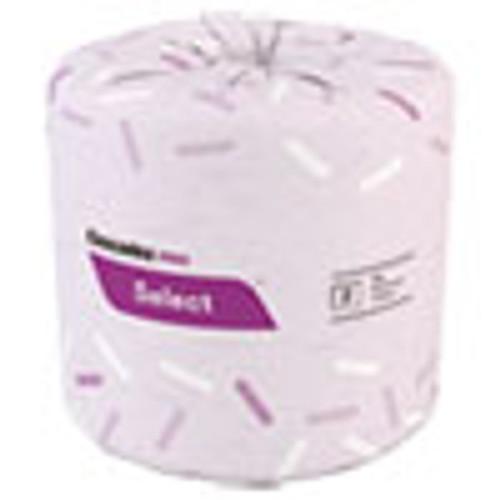 Cascades PRO Select Standard Bath Tissue  2-Ply  White  4 x 3 19  500 Roll  96 Carton (CSDB040)