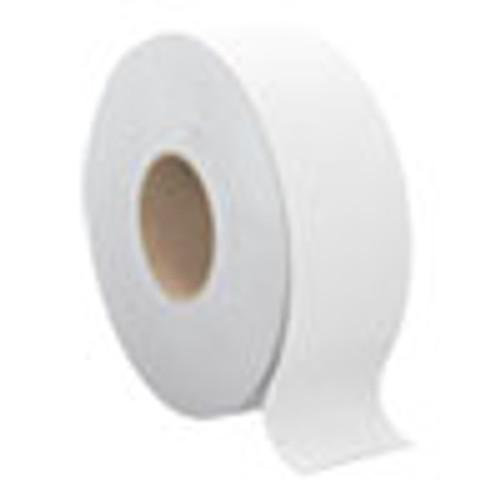 Cascades PRO Select Jumbo Bath Tissue  Septic Safe  2-Ply  White  3 3  x 1000 ft  12 Rolls Carton (CSDB145)