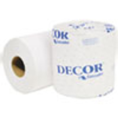Cascades PRO Select Standard Bath Tissue  1-Ply  White  4 3 x 3 25  1210 Roll  80 Roll Carton (CSDB150)