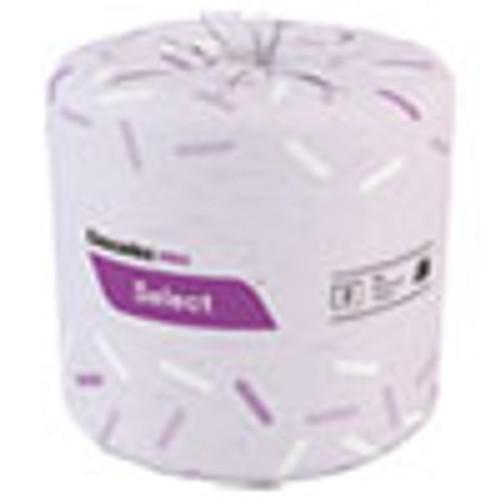 Cascades PRO Select Standard Bath Tissue  2-Ply  White  4 31 x 3 75  550 Roll  80 Carton (CSDB200)