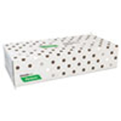 Cascades PRO Perform Facial Tissue  2-Ply  Beige  100 Sheets Box  30 Boxes Carton (CSDF300)