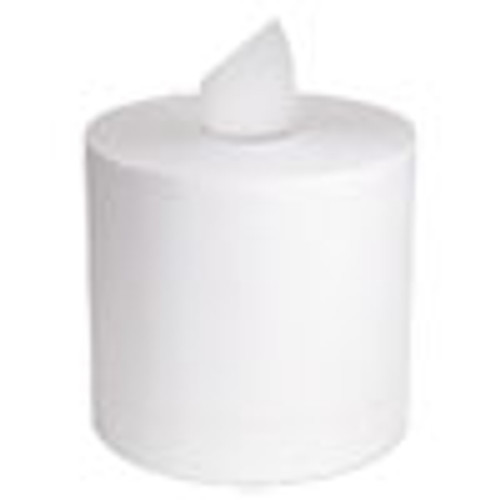 Cascades PRO Select Center-Pull Towel  2-Ply  White  11 x 7 5 16  600 Roll  6 Roll Carton (CSDH150)